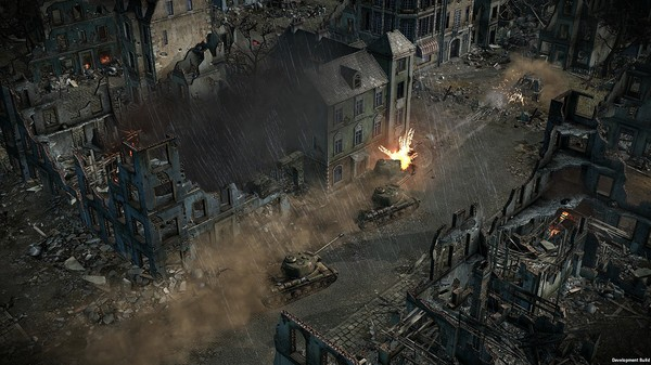 Blitzkrieg 3 Screenshot