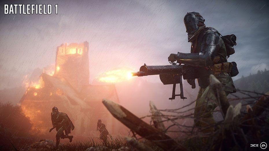 Battlefield 1 Screenshot