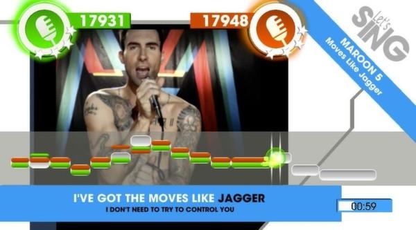 Let's Sing Screenshot