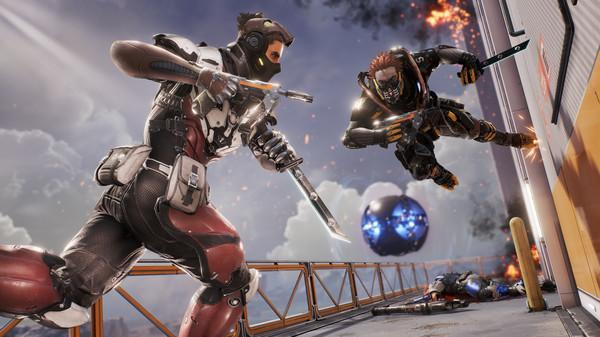 LawBreakers Screenshot