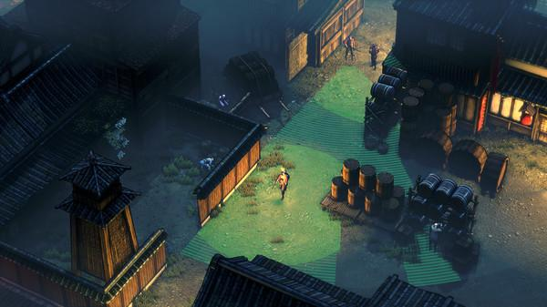 Shadow Tactics: Blades of the Shogun Screenshot