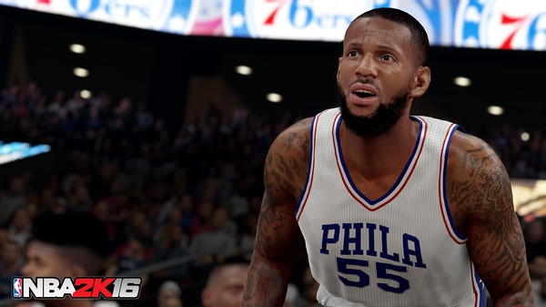 NBA 2K17 Screenshot