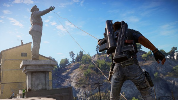 Just Cause 3 Screenshot