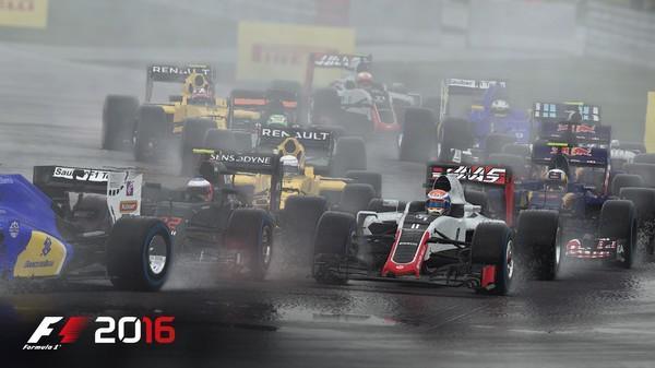 F1 2016 Screenshot