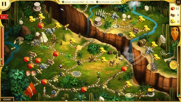 12 Labours of Hercules V: Kids of Hellas (Platinum Edition) Screenshot