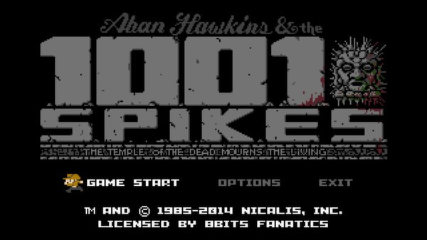 1001 Spikes Screenshot