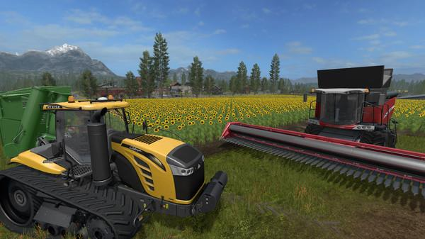 Landwirtschafts-Simulator 17 Screenshot