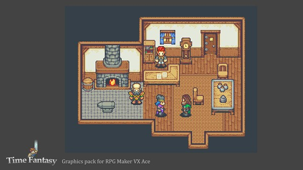 Rpg Maker Vx Ace Time Fantasy Steam Key Preisvergleich