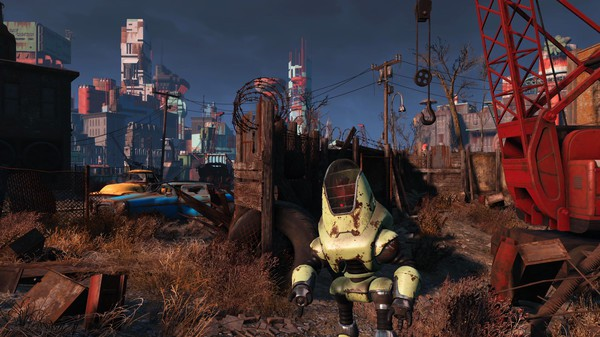 Fallout 4: Game of the Year Edition Screenshot