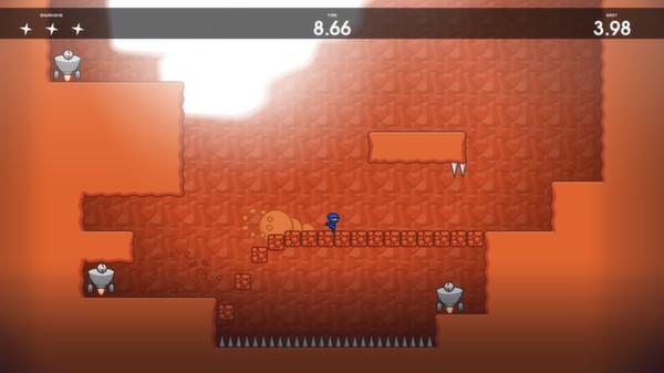 10 Second Ninja Screenshot