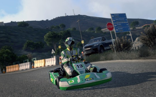 Arma 3 Karts Screenshot