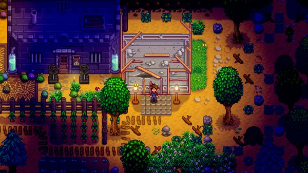 Stardew Valley Screenshot