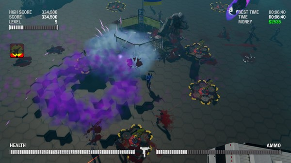 #KILLALLZOMBIES Screenshot