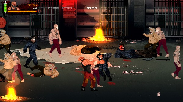 Mother Russia Bleeds Screenshot