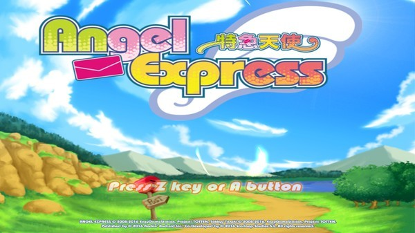 Angel Express [Tokkyu Tenshi] Screenshot