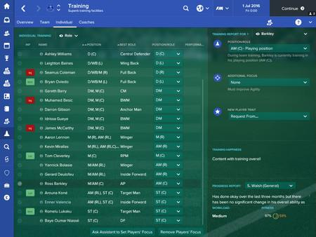 Football Manager 2017 Screenshot