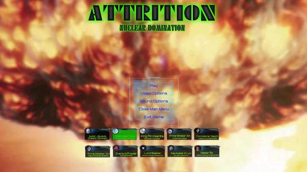 Attrition: Nuclear Domination Screenshot