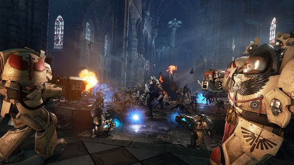 Space Hulk - Deathwing Screenshot