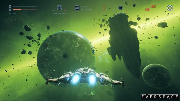 EVERSPACE Screenshot