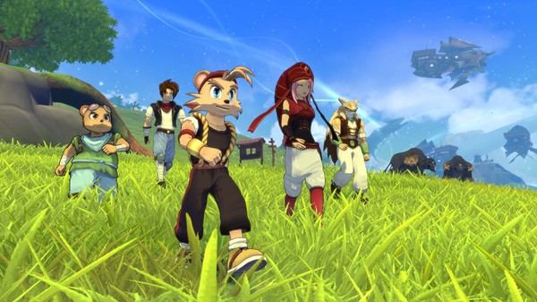 Shiness: The Lightning Kingdom Screenshot