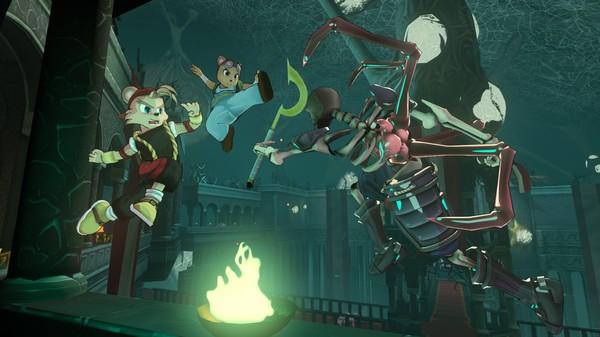 Shiness: The Lightning Kingdom Screenshot