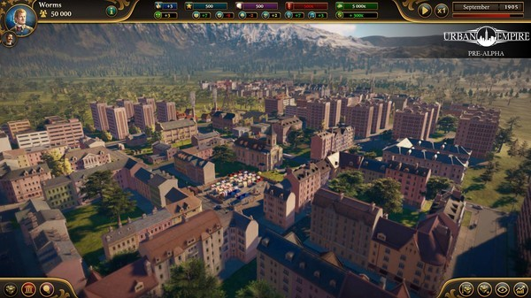Urban Empire Screenshot