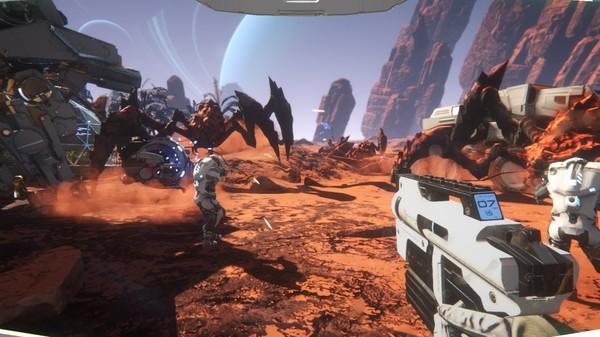 Osiris: New Dawn Screenshot