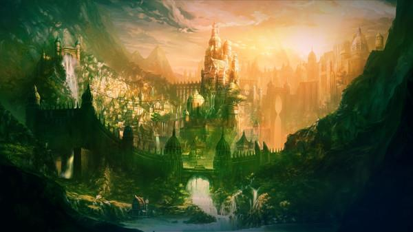 Silence - The Whispered World 2 Screenshot