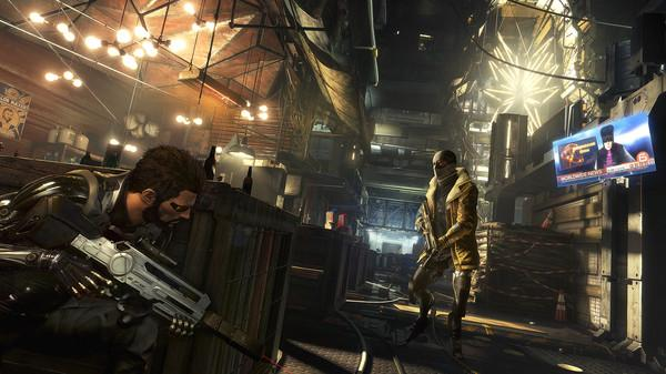 Deus Ex: Mankind Divided Screenshot