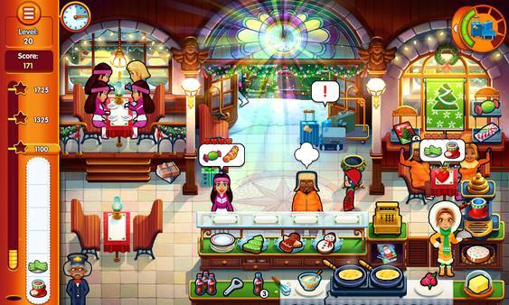 Delicious - Emily's Christmas Carol Screenshot