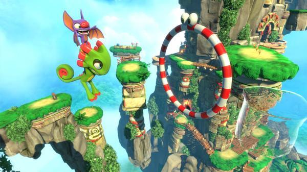 Yooka-Laylee Screenshot