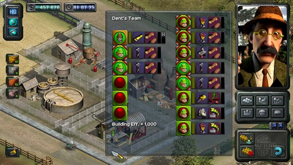 Constructor HD Screenshot