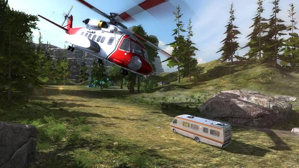 Camper Jumper Simulator Screenshot