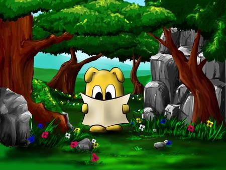 Danko and treasure map Screenshot
