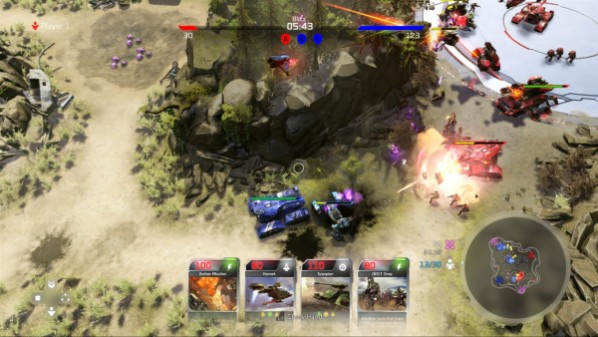 Halo Wars 2 Screenshot