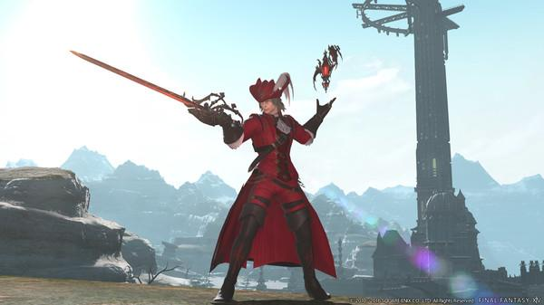 FINAL FANTASY XIV: Stormblood Screenshot