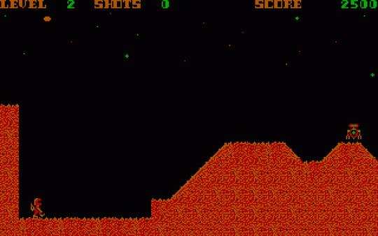 Monuments of Mars Screenshot