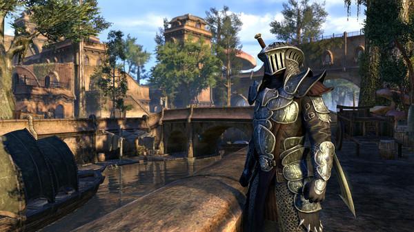 The Elder Scrolls Online - Morrowind Upgrade Screenshot