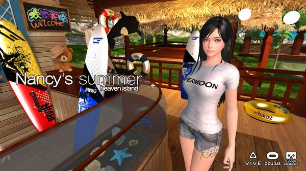 Nancys summer VR - Best mobile VR game by Wenjie He