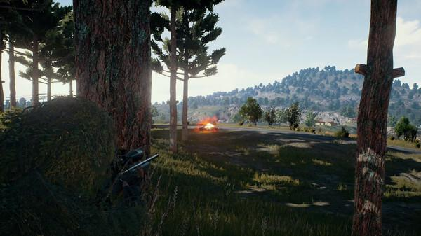 Playerunknown's Battlegrounds PUBG Screenshot