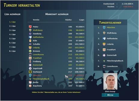 Club Manager 2017 / Torchance 2017 Screenshot