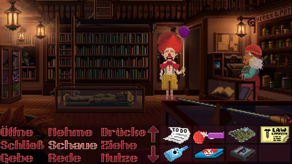 Thimbleweed Park™ Screenshot