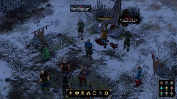 Expeditions: Viking Screenshot