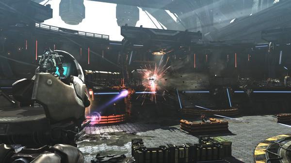 Vanquish Screenshot