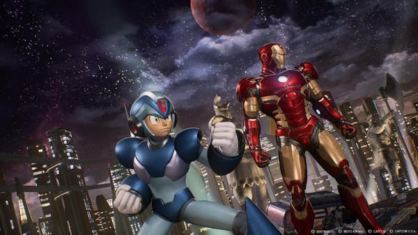 Marvel vs. Capcom: Infinite Screenshot