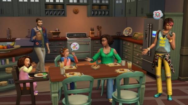 Die Sims 4: Elternfreuden Screenshot