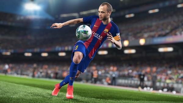 PES Pro Evolution Soccer 2018 Screenshot