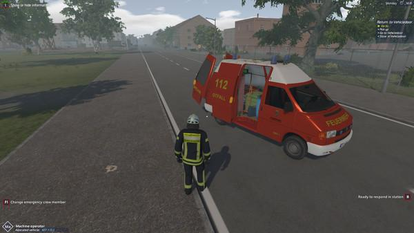 Notruf 112 - KEF - Das Kleineinsatzfahrzeug Screenshot