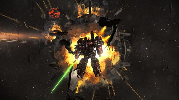 War Tech Fighters Screenshot