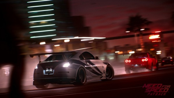 Need for Speed: Payback Screenshot